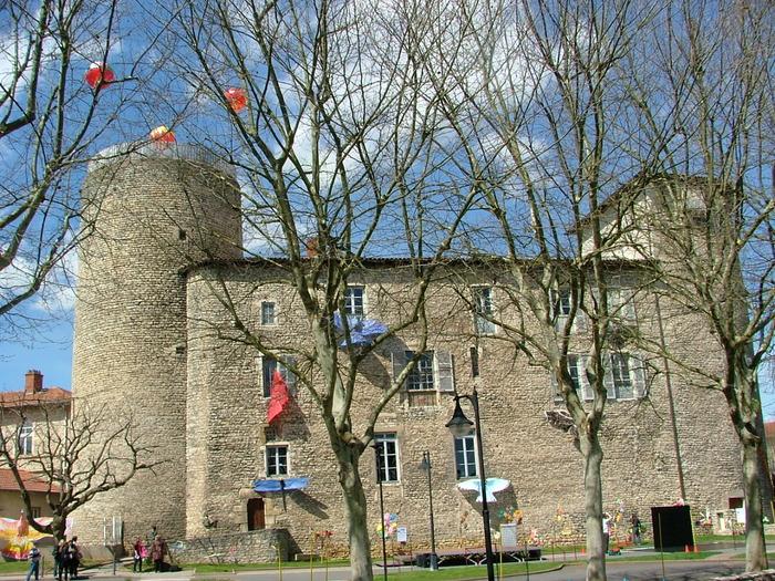 Journées du patrimoine 2018 - Visite guidée du château des Tours.