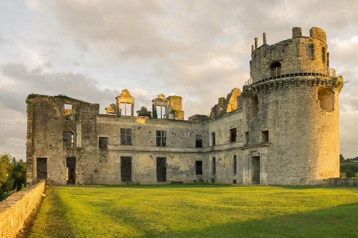 Journées du patrimoine 2018 - Visite guidée du château du château de Gramont