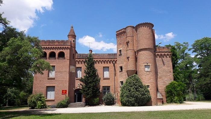 Journées du patrimoine 2018 - Visite guidée du château du lycée agricole de Montauban