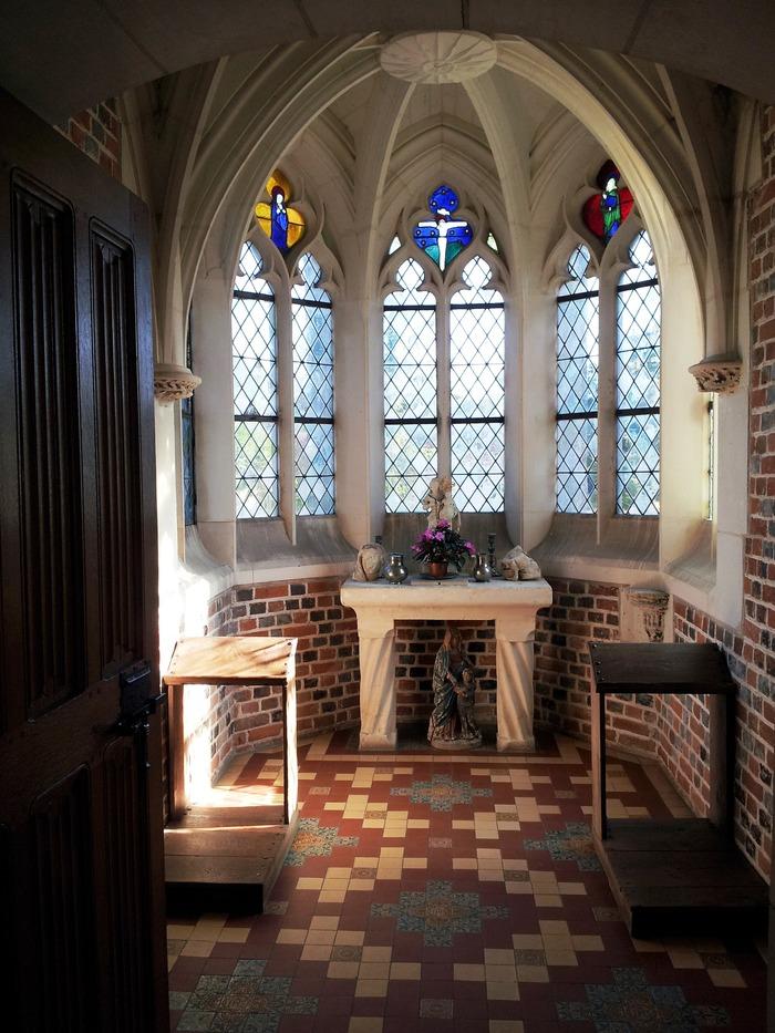 Journées du patrimoine 2018 - Visite guidée des principales pièces du château