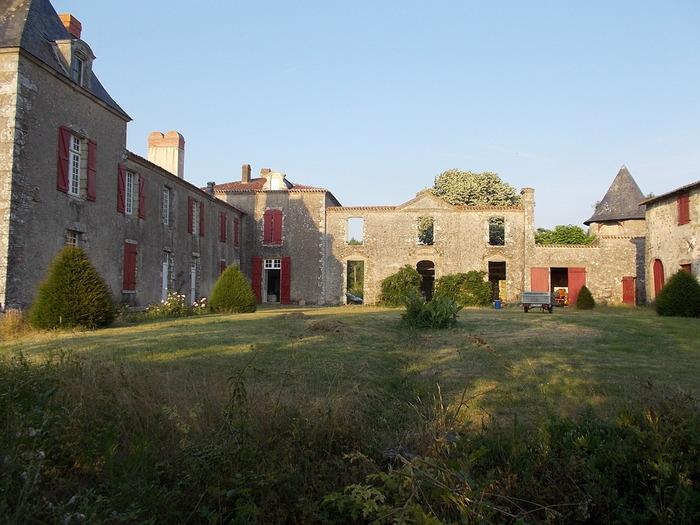 Journées du patrimoine 2018 - Visite guidée du château du Retail et de sa chapelle