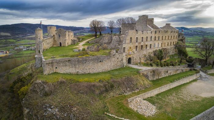 Journées du patrimoine 2018 - Visite guidée du château et du bourg castral