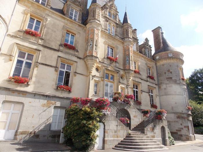 Journées du patrimoine 2018 - Visite guidée du château - hôtel de ville