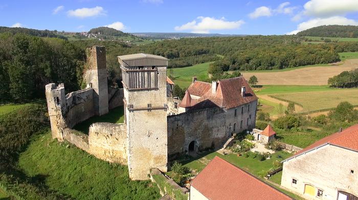 Journées du patrimoine 2018 - Visite guidée du Château médiéval d'Oricourt