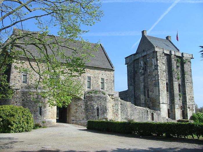 Journées du patrimoine 2017 - Visite guidée du château médiéval