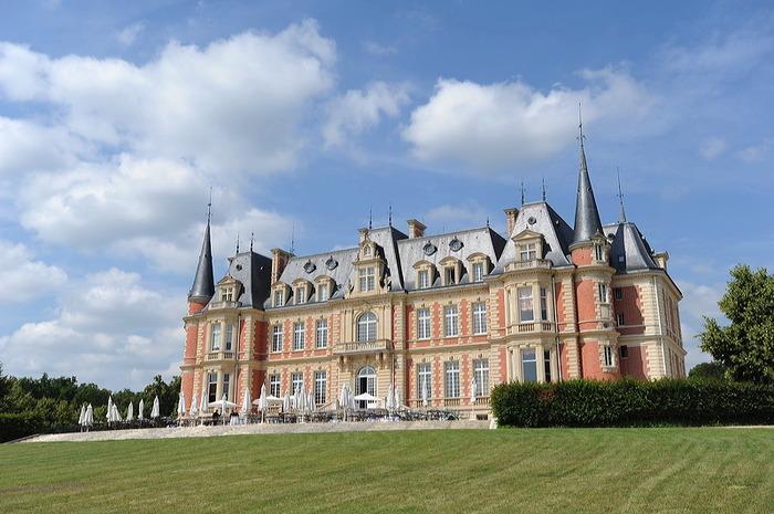 Journées du patrimoine 2018 - Visite guidée du château Rothschild