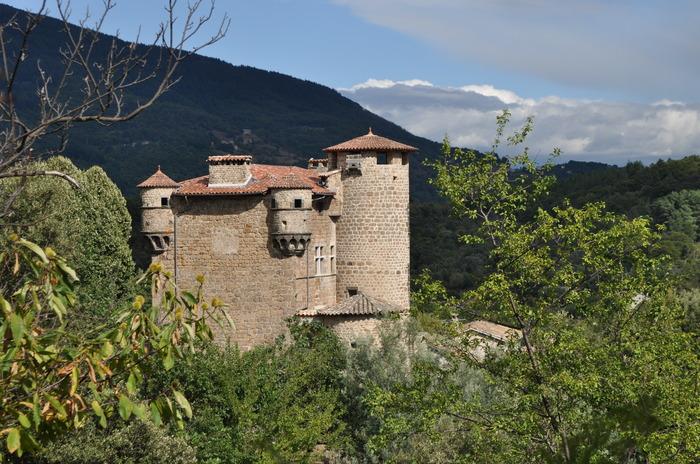 Journées du patrimoine 2018 - Visite commentée du château et découverte de ses éléments architecturaux conservés.