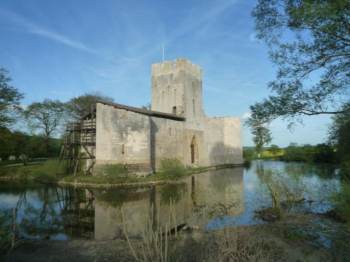 Journées du patrimoine 2018 - Le château de Gombervaux