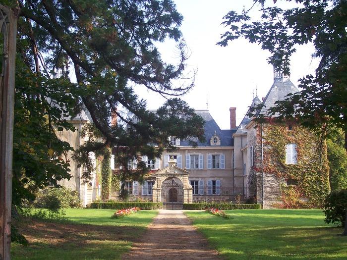 Journées du patrimoine 2018 - Visite guidée du chateau, intérieur et extérieurs
