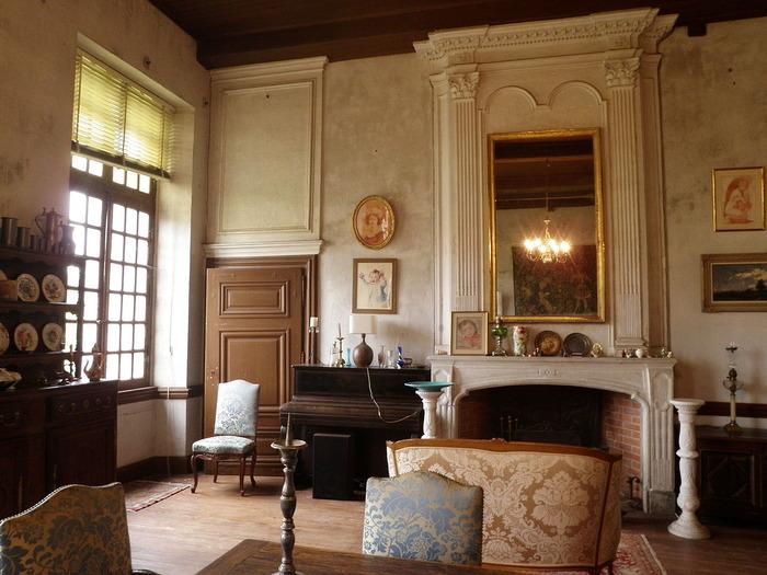 Journées du patrimoine 2019 - Château de Dombrot-le-Sec