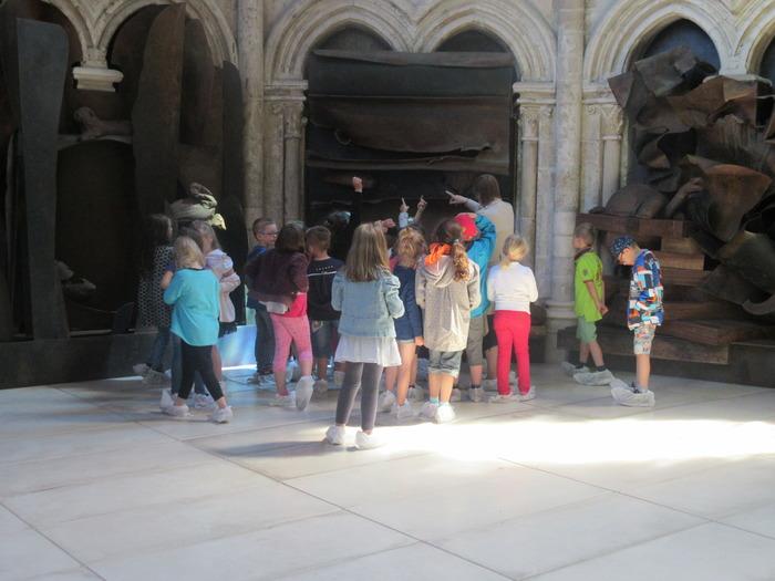 Journées du patrimoine 2018 - Visite guidée du
