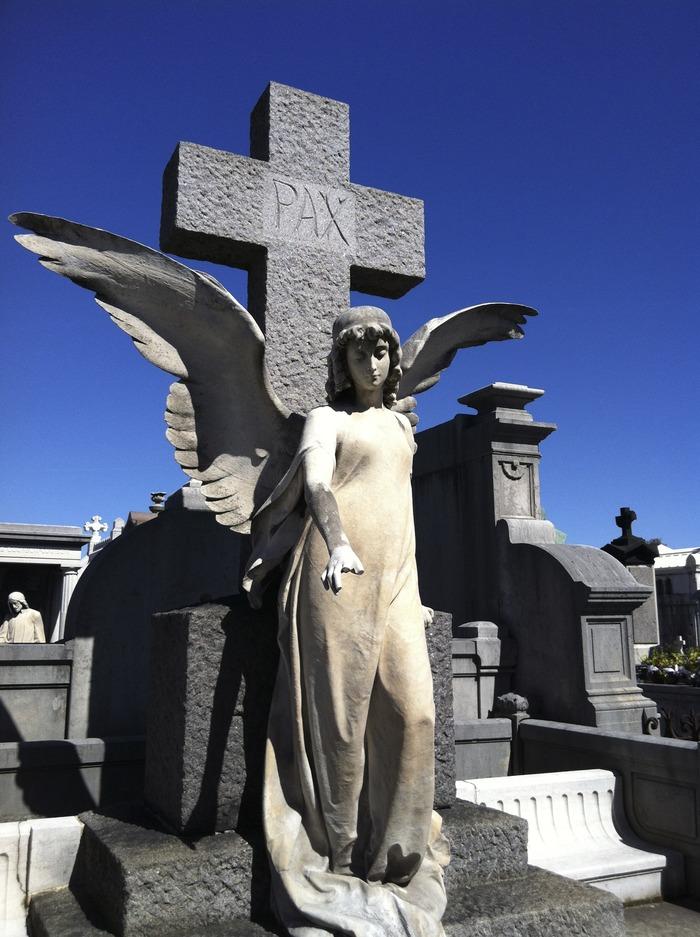 Journées du patrimoine 2018 - Visite guidée du cimetière du Crêt-de-Roc.