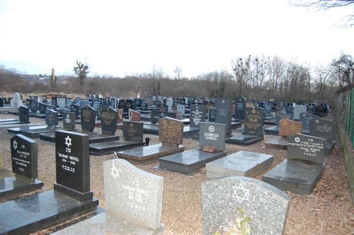 Journées du patrimoine 2018 - Visite guidée du Cimetière juif de Chambière