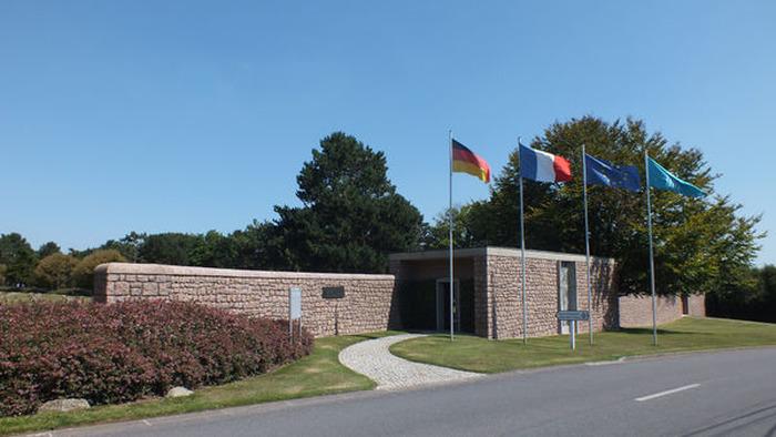 Journées du patrimoine 2018 - Visite guidée du cimetière militaire allemand de Lesneven - Ploudaniel