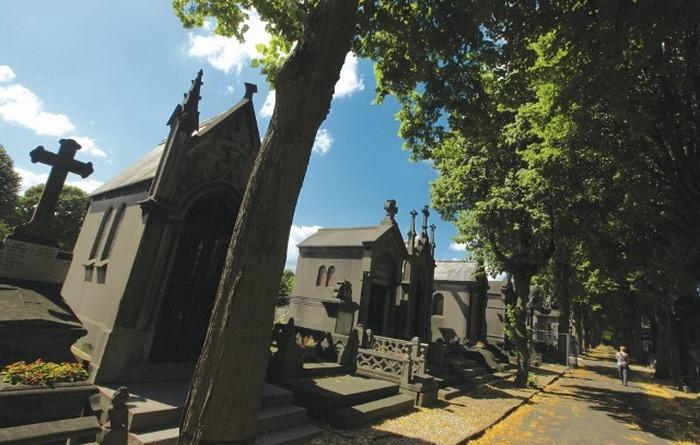 Visite guidée du cimetière