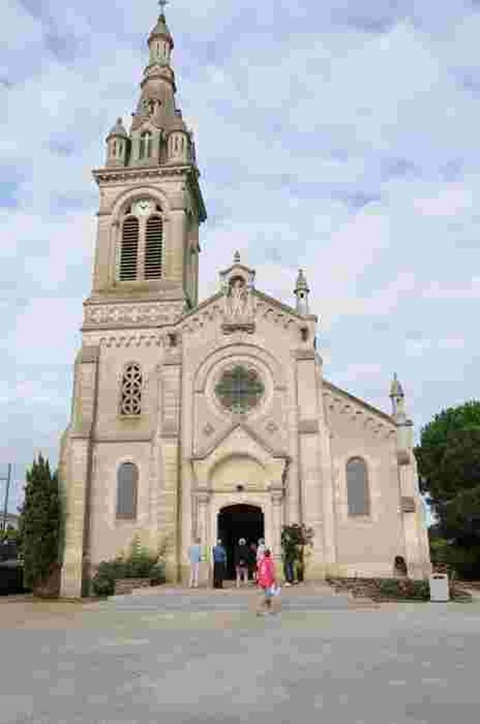 Journées du patrimoine 2018 - Visite guidée du clocher de l'église Saint-André