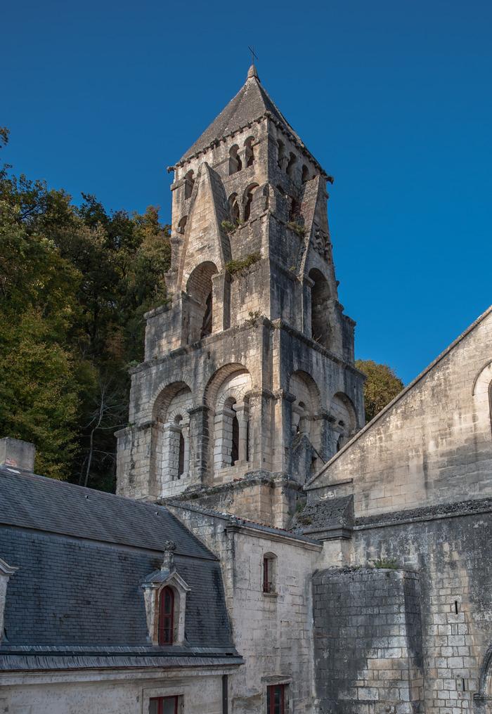 Journées du patrimoine 2018 - Visite guidée du cloître, de l'église et du clocher