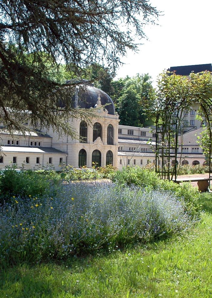 Journées du patrimoine 2018 - Visite guidée du Complexe thermal