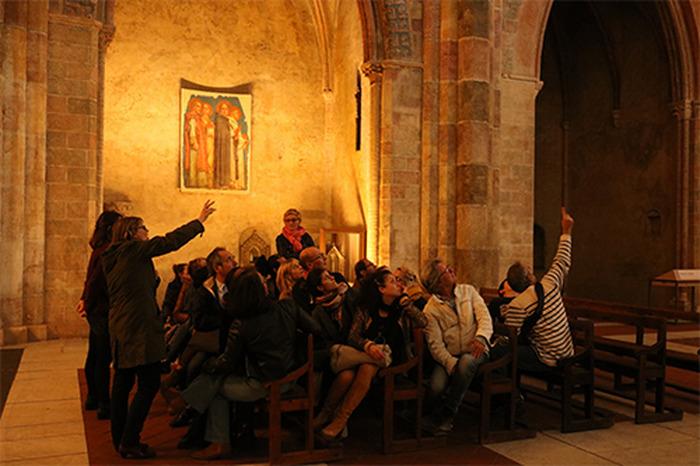 Journées du patrimoine 2018 - Visite guidée du couvent des Jacobins