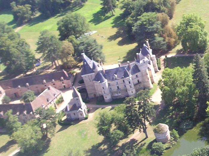 Journées du patrimoine 2018 - Visite guidée du domaine du Château de Bresse-sur-Grosne