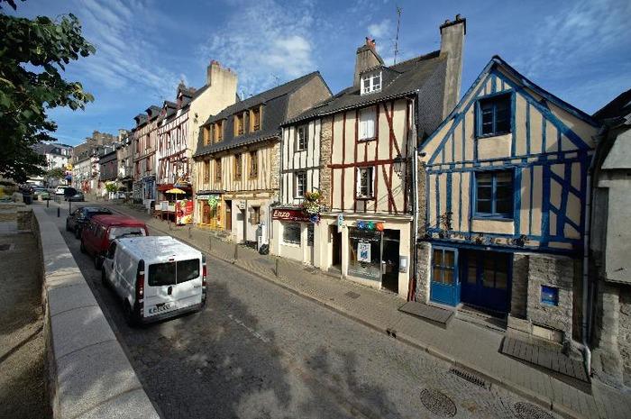 Journées du patrimoine 2018 - Visite guidée du faubourg Saint-Patern : histoire et patrimoine