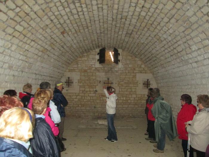 Journées du patrimoine 2018 - Visite guidée du fort de l'Île Madame