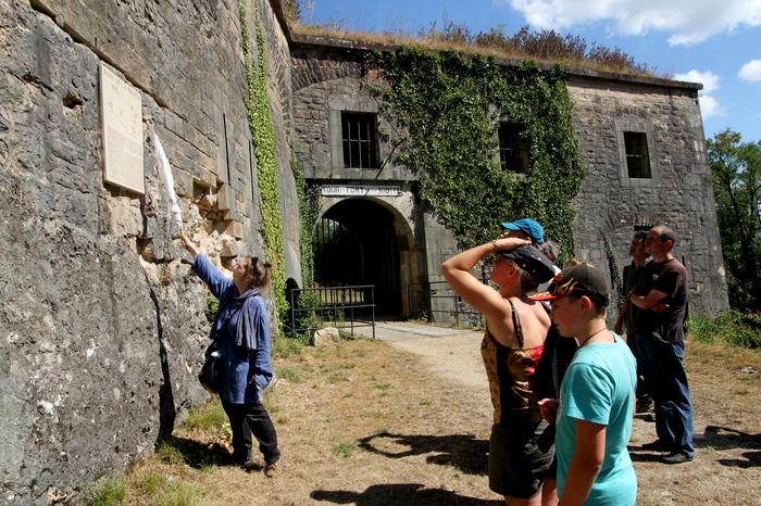 Journées du patrimoine 2018 - Visite guidée du Fort de la Miotte