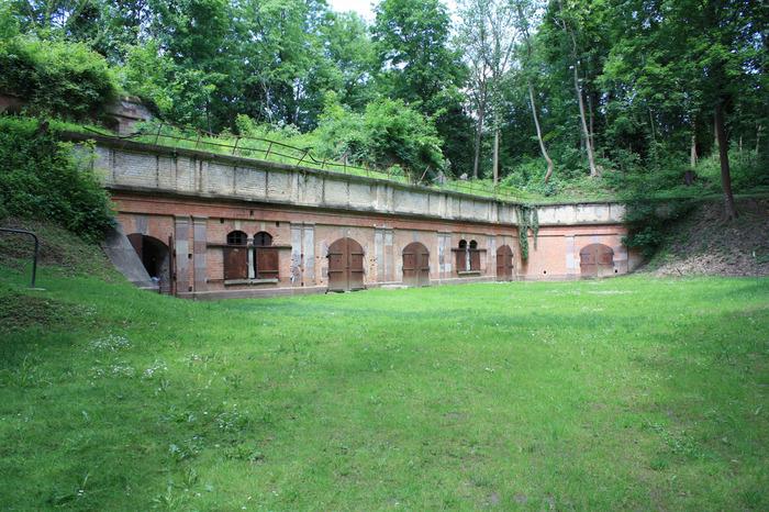 Journées du patrimoine 2018 - Visite guidée du Fort Grossherzog von Baden - Fort Frère