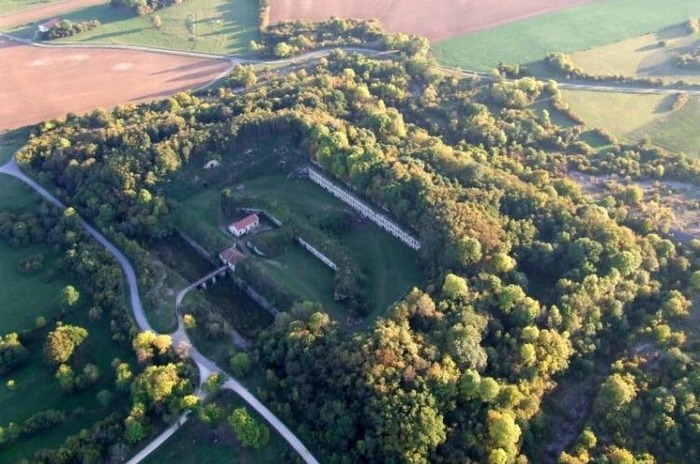 Journées du patrimoine 2018 - Visite guidée du fort de la Bonnelle
