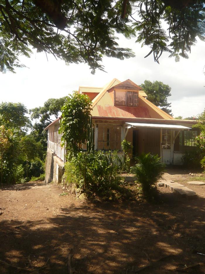 Journées du patrimoine 2018 - visite guidée du futur centre d'interprétation de l'histoire et du patrimoine du Sud Basse Terre