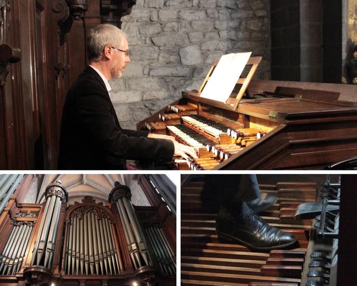 Journées du patrimoine 2018 - Visite guidée du Grand orgue Cavaillé-Coll de la basilique de Sainte-Anne-d'Auray