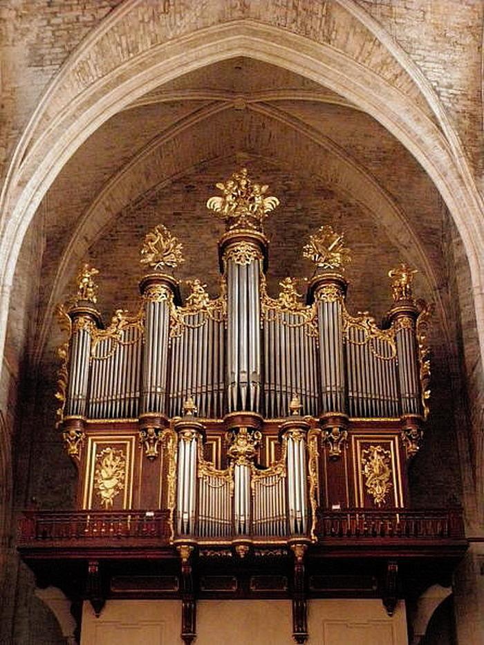 Journées du patrimoine 2018 - Visite guidée du grand orgue