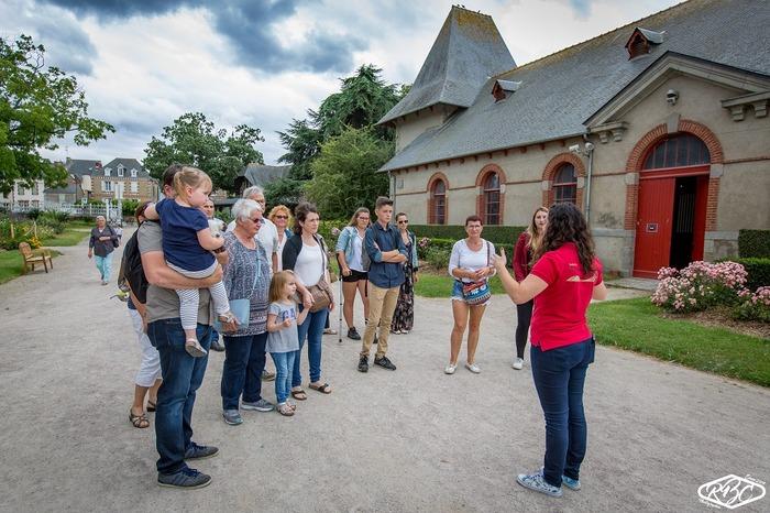 Journées du patrimoine 2018 - Visite guidée du Haras