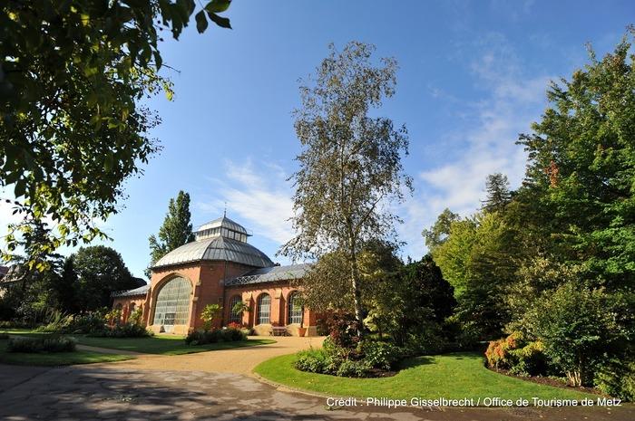Journées du patrimoine 2018 - Visite guidée du jardin Botanique de Metz