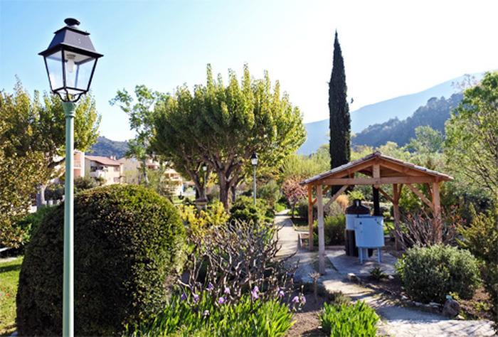 Journées du patrimoine 2018 - Visite guidée du jardin des arômes.