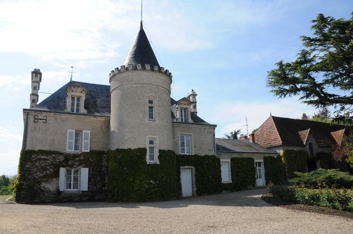Journées du patrimoine 2018 - Visite guidée du logis de Puyrajoux et de son parc