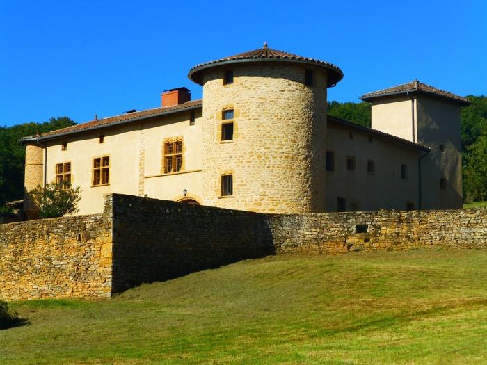 Journées du patrimoine 2018 - Visite guidée du manoir d'Epeisses.