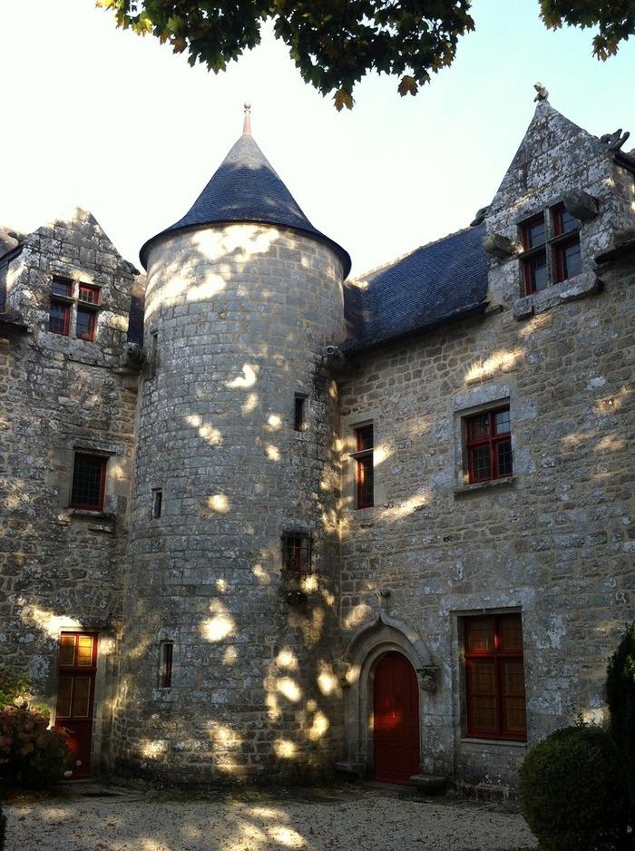 Journées du patrimoine 2018 - Visite guidée du manoir de Kerleguen (ISMH)