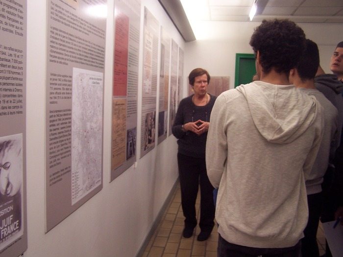 Journées du patrimoine 2018 - Visite guidée du mémorial de la résistance et de la déportation de la Loire.
