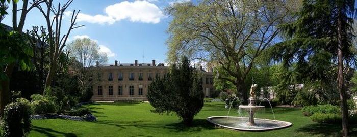 Journées du patrimoine 2018 - Visite guidée du Ministère de la Transition écologique et solidaire