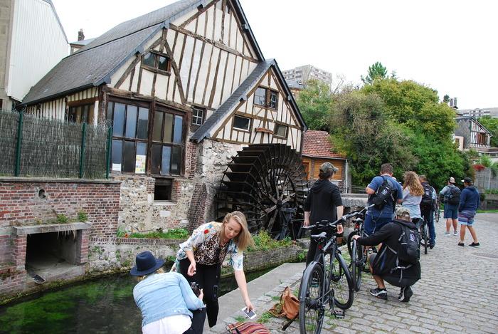 Journées du patrimoine 2018 - Visite guidée du moulin de la Pannevert