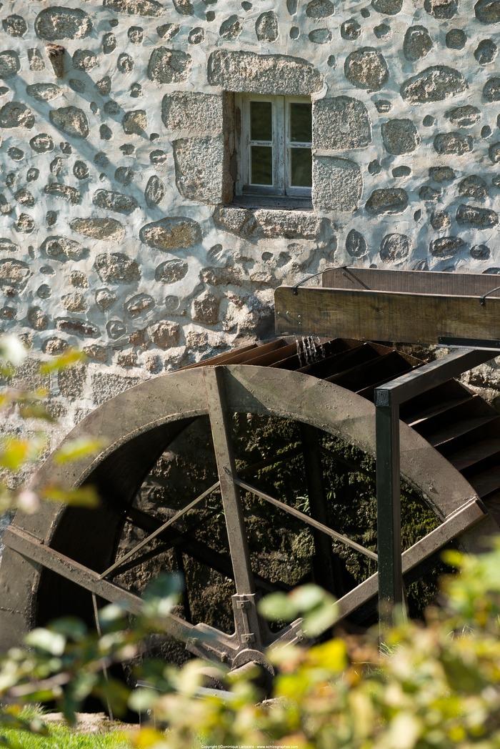 Journées du patrimoine 2018 - Visite guidée du Moulin de la Presle à Planchez