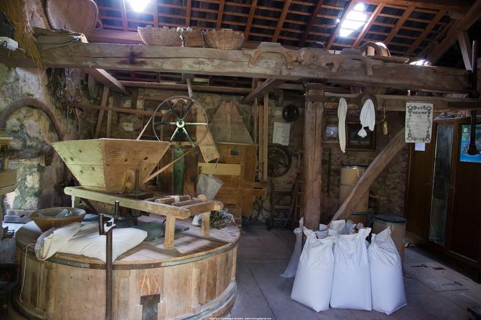 Journées du patrimoine 2018 - Visite guidée du Moulin de la Presle