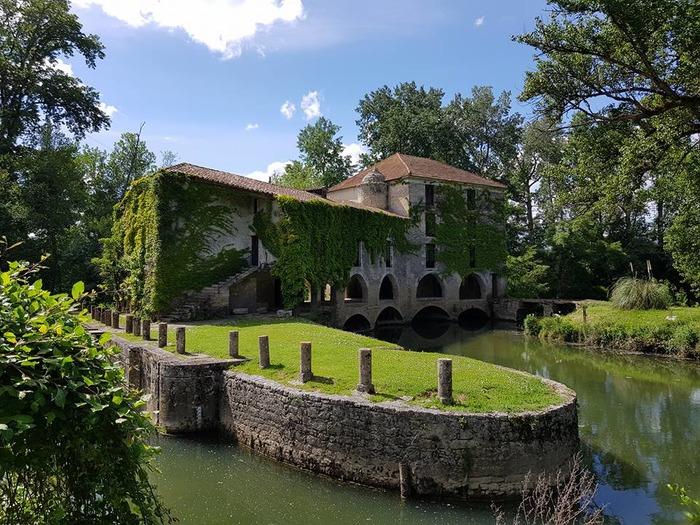 Journées du patrimoine 2018 - Moulin de Loubens