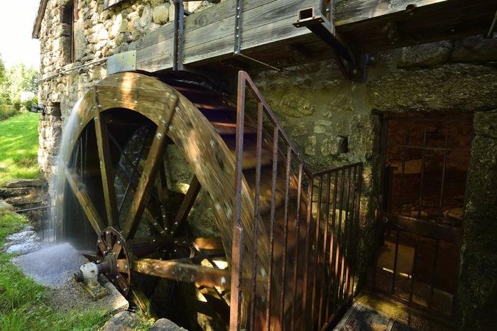 Journées du patrimoine 2018 - Visite guidée du moulin de Masméjean.