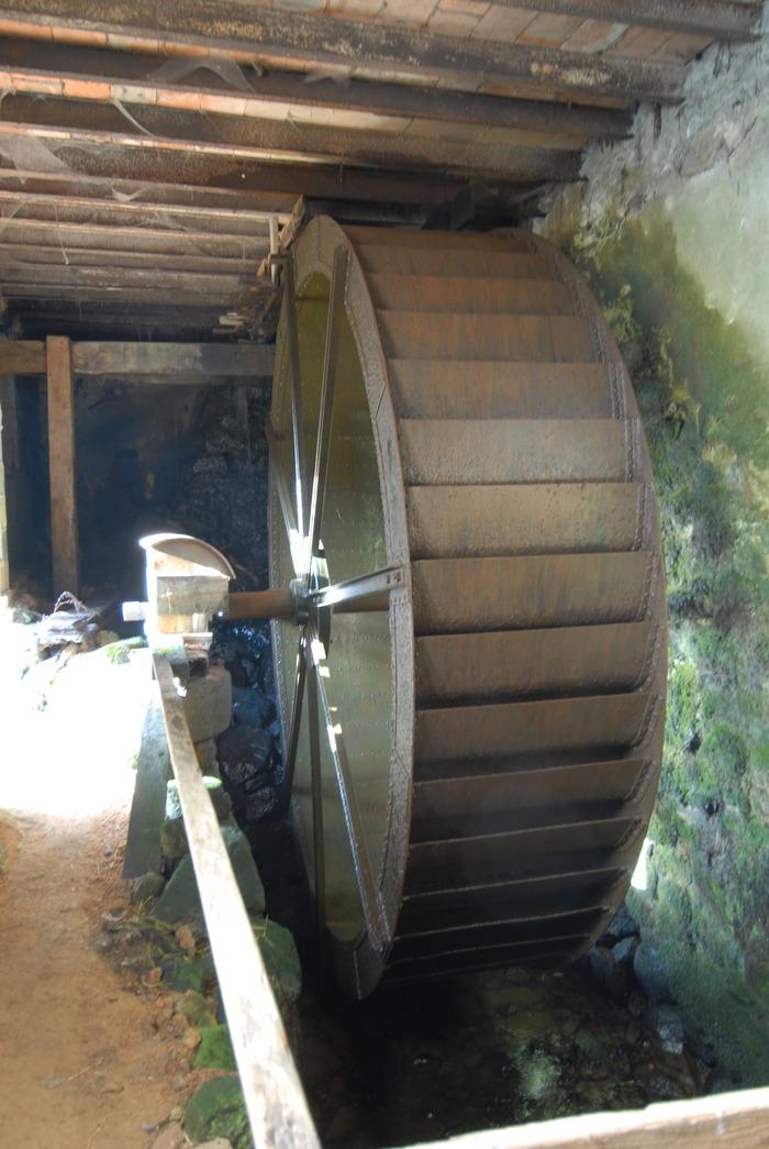 Journées du patrimoine 2018 - Visite guidée du moulin de Vers.