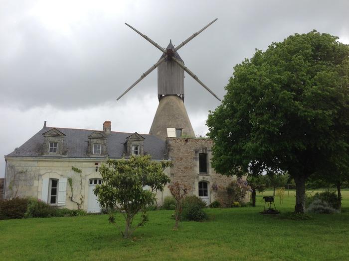 Journées du patrimoine 2017 - Visite guidée du Moulin du Bourg Dion