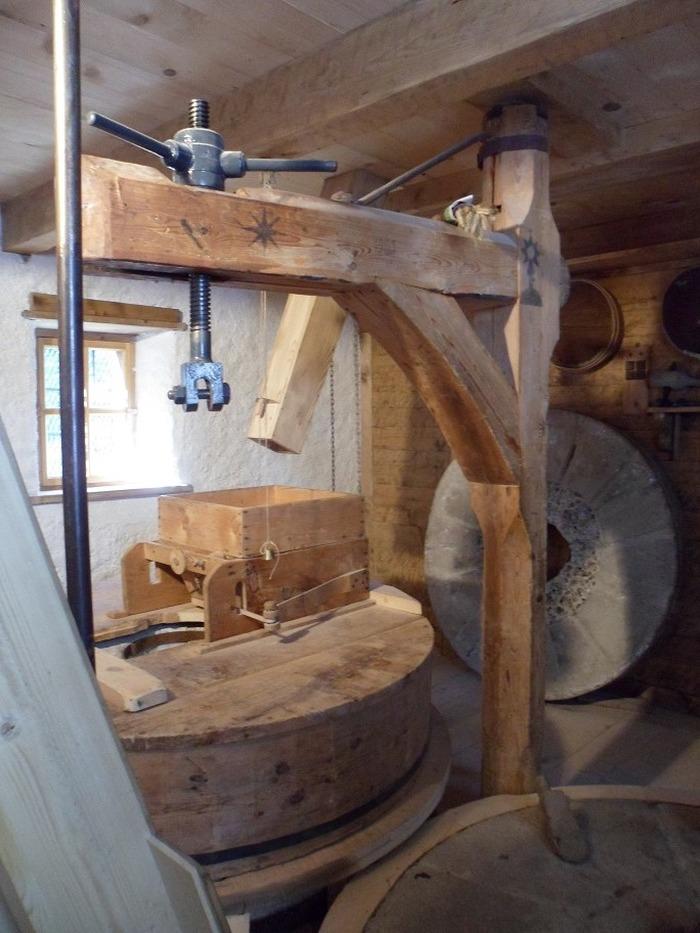 Journées du patrimoine 2018 - Visite guidée du moulin et de la tournerie sur bois