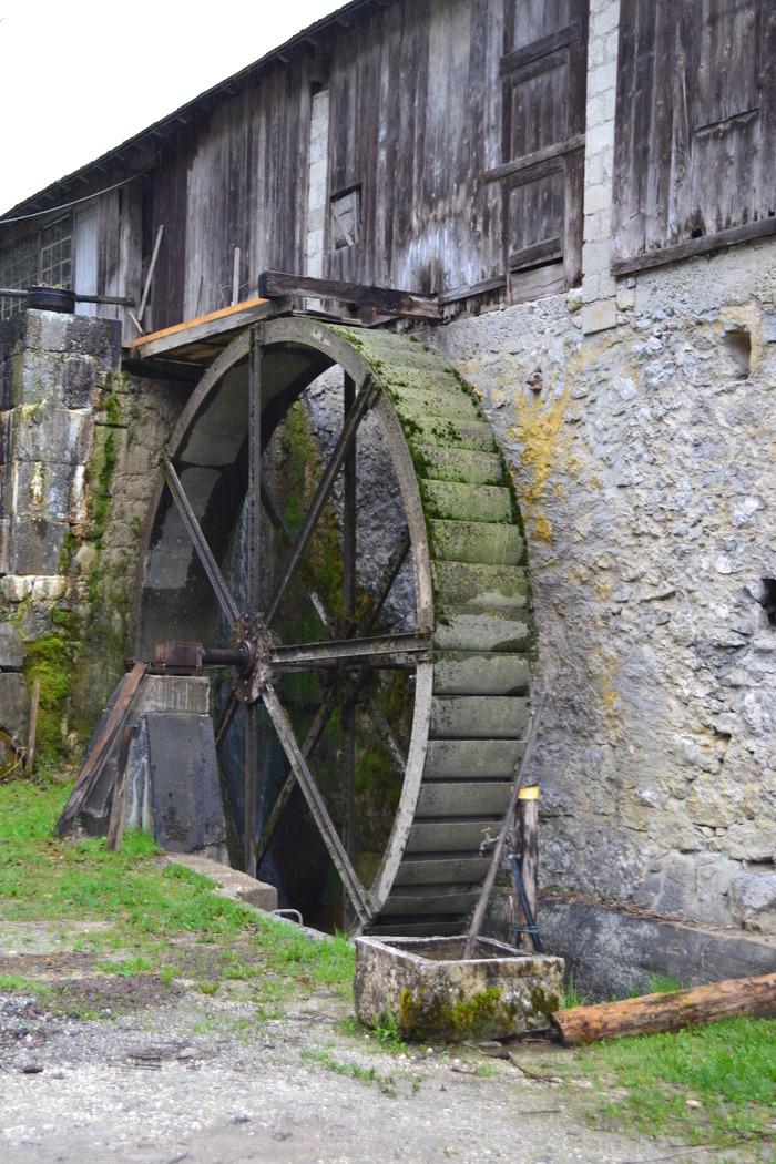 Journées du patrimoine 2018 - Visite commentée du moulin Morand.