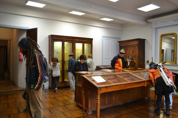 Journées du patrimoine 2018 - Visite commentée du musée archéologique de Die et du Diois.